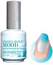 LeChat Perfect Match Mood Gel Nail Polish, Angelic Dreams by LE CHAT