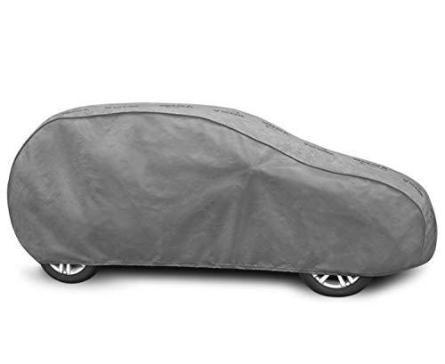 Autoabdeckung geeignet für Seat Ibiza V Schutzplane Abdeckung Vollgarage für das Auto atmungsaktiv - Autoplane L1