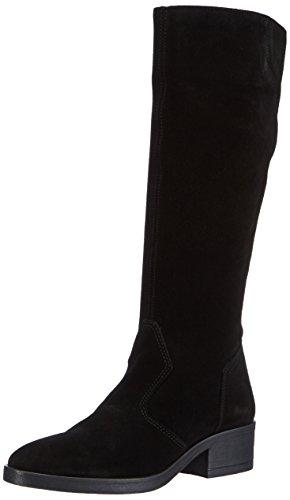 Esprit Imma Boot, Bottes à Tige Haute et Doublure intérieure Femmes - Noir - Schwarz (001 Black), Taille 37 EU