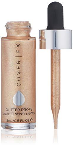 COVER FX Glitter Drops, 0.5 Fl Oz