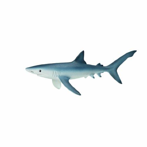 Schleich - Figura tiburón, Color Azul (14701)