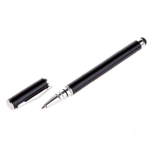 Bralexx 1538 Stylus Touchpen für Tablet-PC und Smartphone schwarz