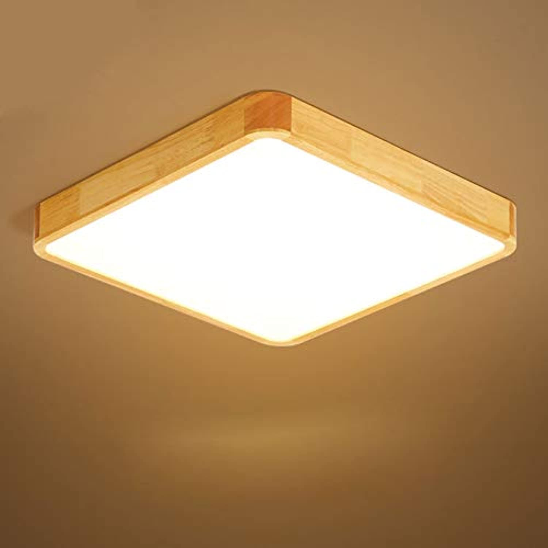 LED-Decke Hlzerne Licht Energie Lampe Wohnzimmer Flur Küche ...