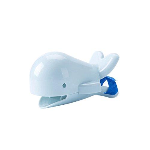 oobest Cartoon walvis kraanbreker wastafel handvat extensie voor baby's peuters kinderen bevordert handwas
