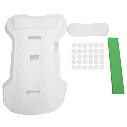 Soporte de columna vertebral cómodo y seguro para uso doméstico.