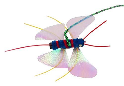 neko flies Kiticatterfly Ersatz Anhänger für Katzenspielzeug Reizangel
