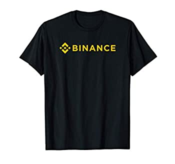 Binance crypto currency exchange bitcoin apparel binance T-Shirt