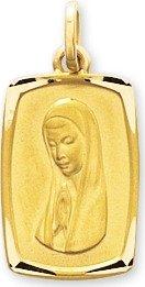www.diamants-perles.com-Medalla baptème-Medalla religiosa-virgen-oro amarillo-750/1000