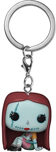 Funko Pop! Keychain: Nightmare Before Christmas - Sally Sewing