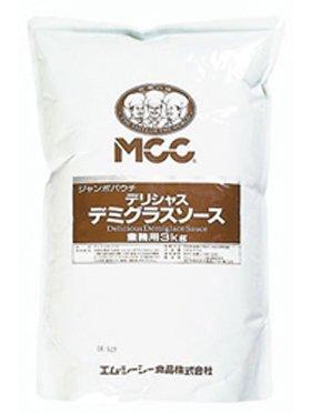 MCC)ジャンボパウチデリシャス デミグラスソース 3kg