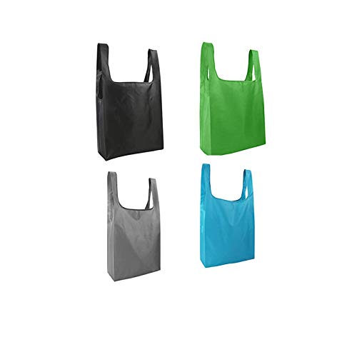 IANSISI Shopping bag eco-friendly foldable storage bag recycling tote bag suitcase bag tote bag shopping bag reusable eco bag #50 | storage bag |