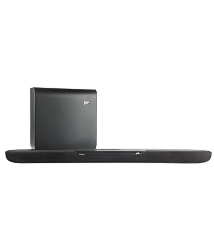 Polk Audio MagniFi One Sound Bar and Wireless Subwoofer System