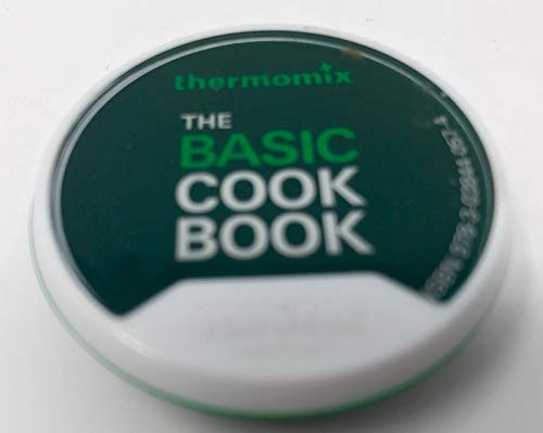 Vorwerk Original Thermomix TM5 Chip de recetas en inglés The Basic Cook...
