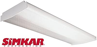 Simkar SY920 3X 32W T8 Fluorescent 120-277V Low Profile Wrap Light