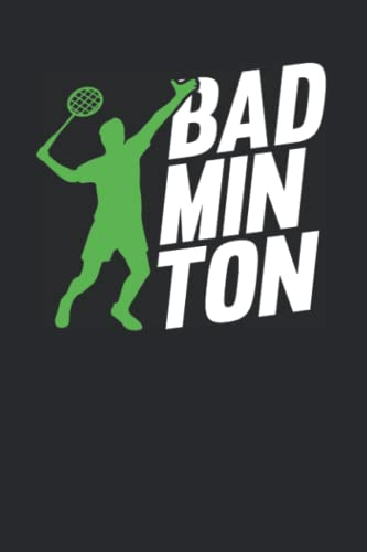 Compare Textbook Prices for Badminton: Notebook for Badminton Player Boys and Girls blank lined Journal for Racket Sports Lovers, 120 Pages, 6x9  ISBN 9798498490076 by Designs, Fun Trendy Badminton Lover