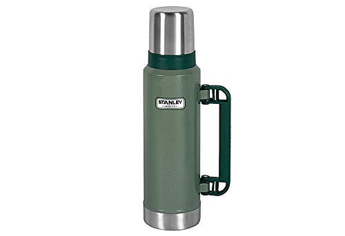 Stanley Classic Thermosfles, dubbelwandig, roestvrij 1,3 l, groen