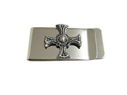 Ancient Celtic Cross Money Clip