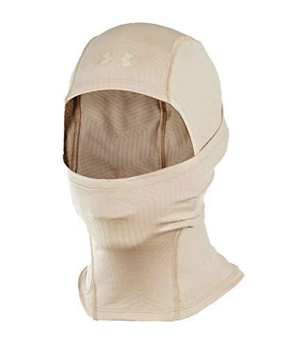Under Armour Men's ColdGear Infrared Tactical Hood, Desert Sand (290)/Desert Sand, One Size