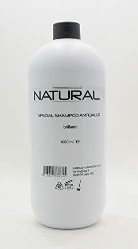Natural HP Shampoo Special voor anti-tigiallo-actie, pH-neutraal en rijk antistatisch, modellerend, 1000 ml