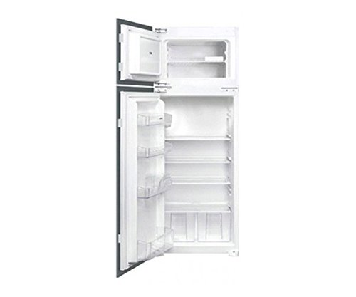 Smeg FR232PSX Incasso 214L A+ Bianco frigorifero con congelatore