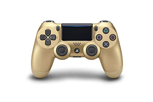 Sony Dualshock 4 Wireless Controller for PlayStation 4 - Gold - PlayStation 4