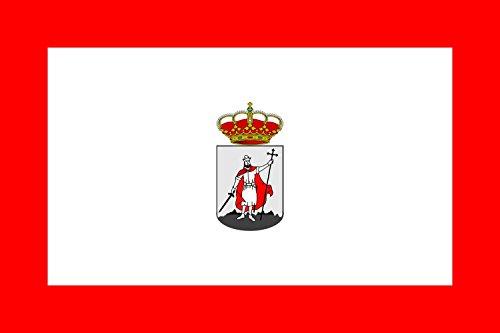 magFlags Bandera Large Gijón, Asturias, España | Bandera Paisaje | 1.35m² | 90x150cm