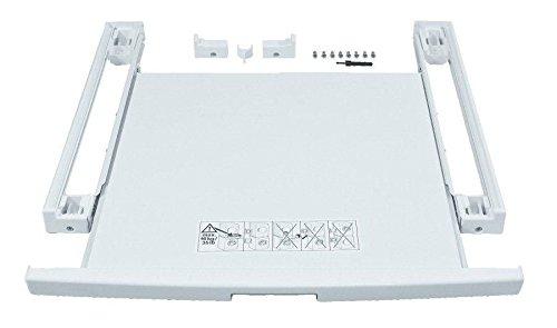 Siemens WZ20400 Verbindungssatz mit Auszug für iQ 800 / 890 Trockner