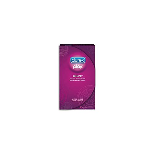 Durex Play Allure Personal Massager - 1 each, Pack of 6