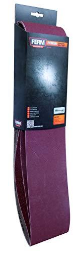 Schleifbänder K60 K100 K150 3-Tlg. 915x100mm für BGM1003