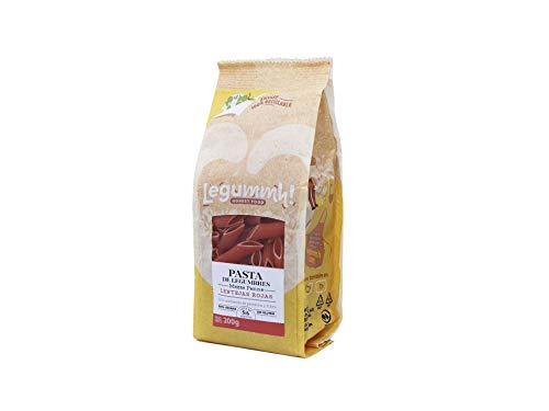 Pasta Legummh! Lentejas Rojas. 200g (Pack 3 Bolsas)
