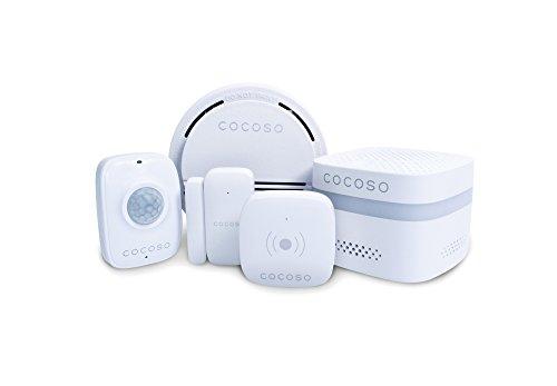 CoCoSo 481 Smart Sense Set, 2 W, 5 V, wit, 6 stuks