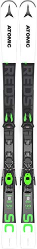 Wen Atomic Red Scandium AW avec fixation M 10 GW All Mountain Ski Collection 2021 (162)