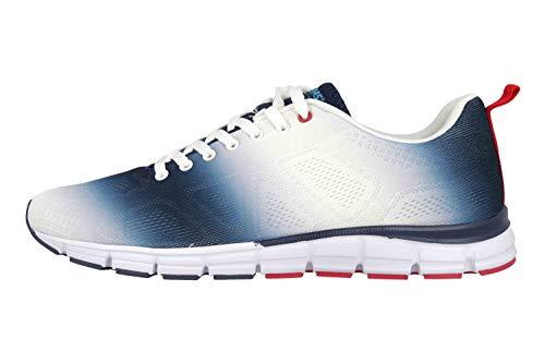 Boras Sneaker in Übergrößen Mehrfarbig 5201-0299 große Herrenschuhe, Größe:51