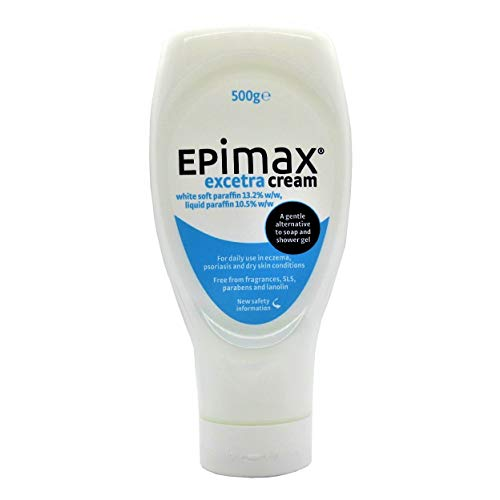 ExCetra Emollient Cream 500g Soap, Hand and Bath Wash for Eczema and...