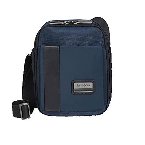 Samsonite Borsello Doppia Cerniera Medio Porta Tablet 7.9 Openroad 2.0 Cool Blue