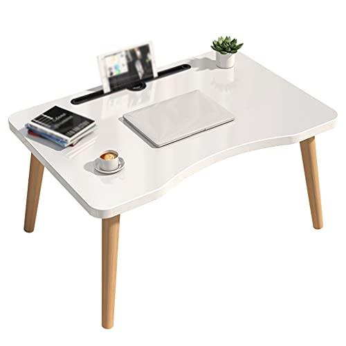Sofá Mesa de Café Mesa de café moderna creativa artesanía bahía mesa de té mesa de té, usado en dormitorio sala de estar industrial mesa para Salón Cama Habitación u Oficina ( Color : White )