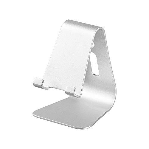 Goobay 43804 Tischständer für Smartphone hochwertige Design Aluminium Halterung