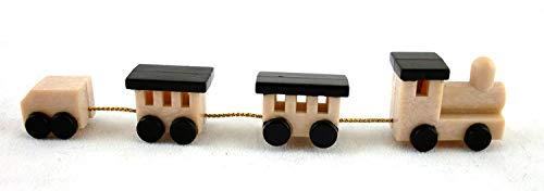 Melody Jane Miniatura para Casa de Muñecas Tienda Guardería Accesorio Clásico Niño Juguete Tren
