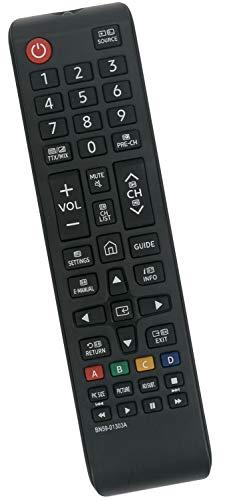 ALLIMITY BN59-01303A BN5901303A Fernbedienung Ersetzen für Samsung LED LCD Smart TV UE40NU7102 UE40NU7179 UE40NU7199 UE43NU7122 UE43NU7179 UE43NU7199 UE49NU7105 UE55NU7023 UE55NU7102 UE55NU7179