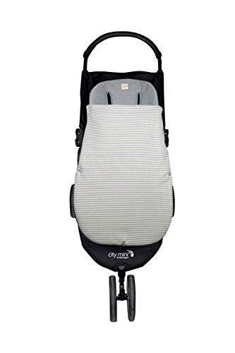 Fundas BCN ® - SC36 - Saco cotton para City mini, City mini Zip y City mini Tour ® - Estampado Kodak Stripes