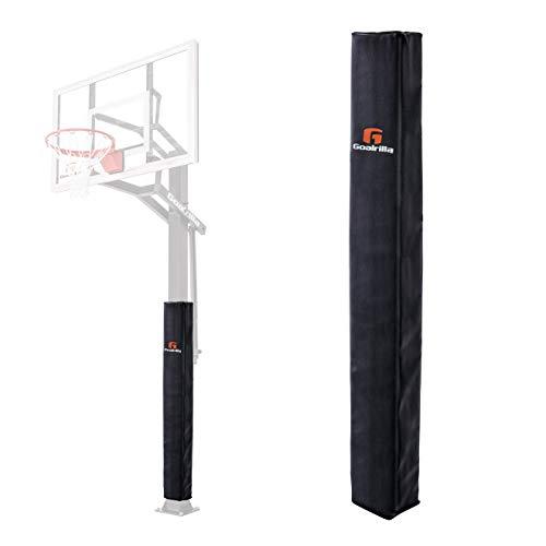 Goalrilla Square All-Weather, Durable Basketball Pole Pad Fits 5x5 Inch Goalrilla Poles