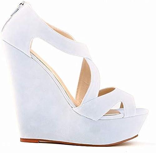 XSY XSY XSY High Heels Wies Sandalen Sexy High Heels Weißlichen Sommer Schuhe Weißlichen Sandalen  Rabatt niedrigen Preis