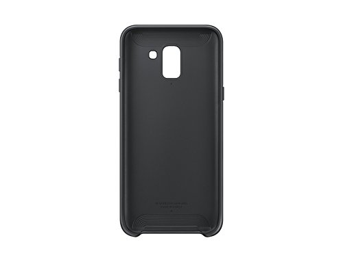 Samsung Coque de Protection pour Galaxy J6 2018 Noir