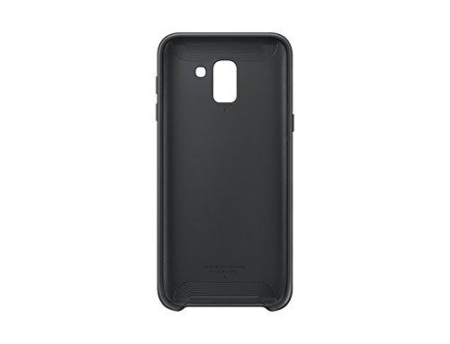 Samsung EF-PJ600CBEGWW DUAL Layer Cover J600 Galaxy J6 (2018) Black