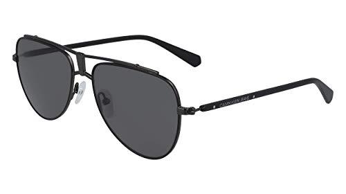 Calvin Klein Jeans CKJ19302S Gafas de Sol, Negro, 5616 Unisex Adulto