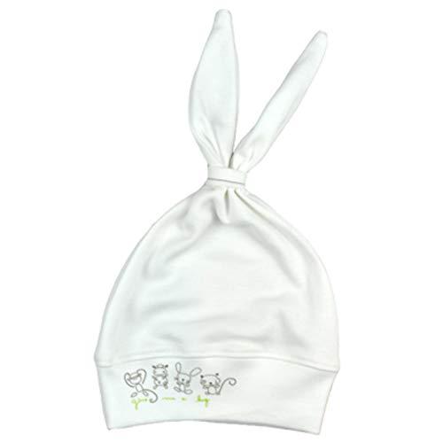 For Babies - Baby Neugeborene Mütze mit Öhrchen - Mädchen und Jungen -...