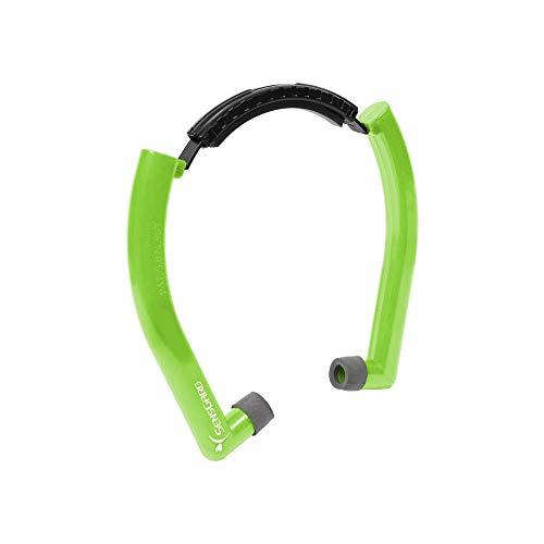 SensGard SG-26 Lightweight Hearing Protection Band NRR 26dB (Green)