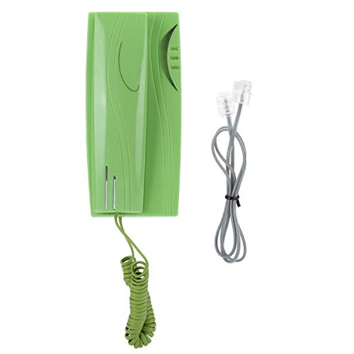 Yctze Teléfono con Cable Fuerte y Duradero con función de Pausa y función de Silencio para Home Office Hotel