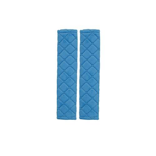 Extensor Cinturon Seguridad Coche Protector Cinturon Coche Correa de asiento de coche Anti Escape El cinturón de seguridad Clips F Blue,One Size