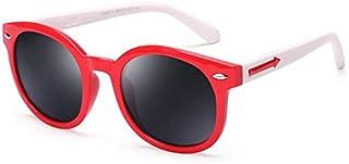 N/T - N/T FS Gafas De Sol para Niño Y Niña -100% Protección UV- Resistente Al Impacto- Cómodo Y Seguro- 3-12 Años (Color : D)